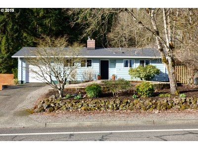 West Linn Single Family Home For Sale: 5888 W A St