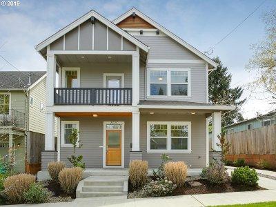 Single Family Home For Sale: 2026 SE Tenino St