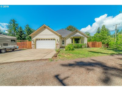 Single Family Home For Sale: 45665 N Gate Creek Rd