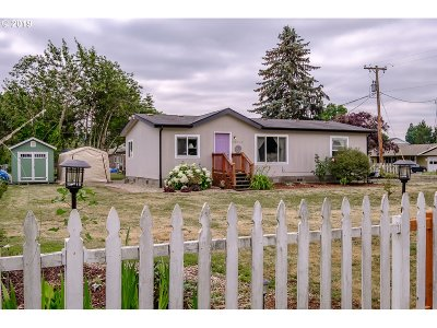 Scio Single Family Home Pending: 39036 SE 2nd Ave