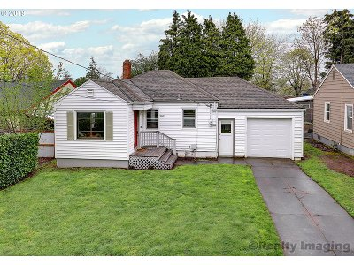 Single Family Home For Sale: 3028 NE 70th Ave