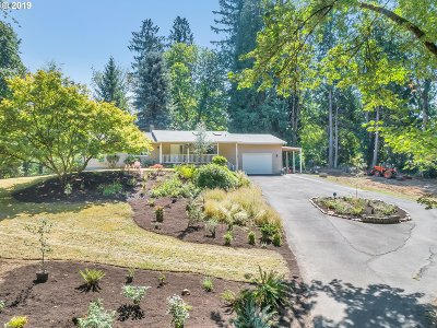 Oregon City Single Family Home For Sale: 16132 S Thayer Rd