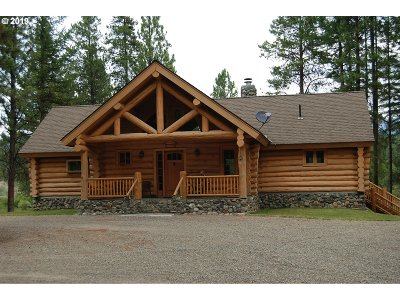 Baker County Single Family Home For Sale: 39053 Rhody Rd