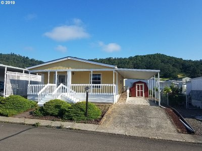 Roseburg Single Family Home For Sale: 808 Shadow Ranch Ln
