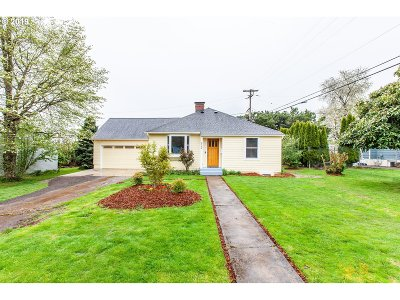 Single Family Home For Sale: 3706 NE 116th Ave