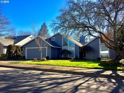 Single Family Home For Sale: 15568 NW Overton Dr