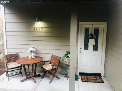 Eugene Condo/Townhouse For Sale: 3627 Colony Oaks Dr