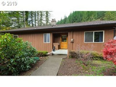 Single Family Home For Sale: 16533 Washougal River Rd
