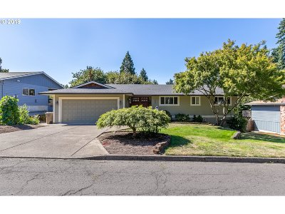 Milwaukie, Gladstone Single Family Home For Sale: 1370 SE Eastwood Ct
