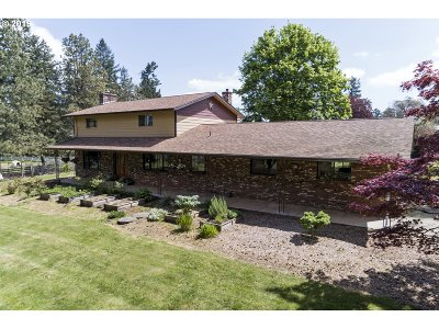 Canby Single Family Home For Sale: 11330 S Macksburg Rd