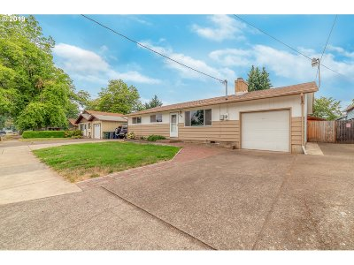 Single Family Home For Sale: 5154 E St