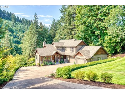 Newberg, Dundee, Lafayette Single Family Home For Sale: 21280 NE Red Hills Rd