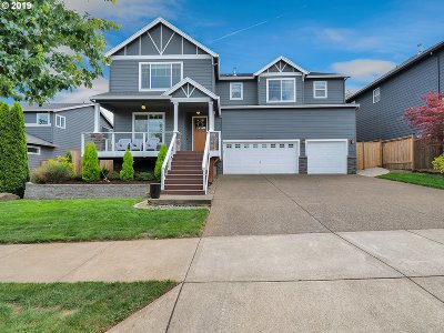 Sherwood Single Family Home For Sale: 18322 SW Handley St