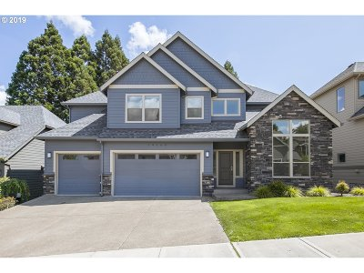 Tigard Single Family Home For Sale: 14160 SW 118th Ct