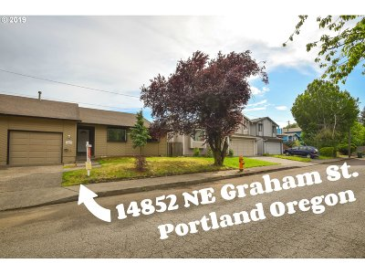 Single Family Home For Sale: 14852 NE Graham St