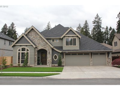 Clackamas Single Family Home For Sale: 15037 SE Aspen Way