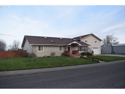 Umatilla County Single Family Home For Sale: 410 4th St