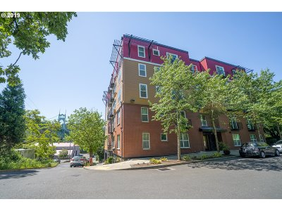 Condo/Townhouse For Sale: 8712 N Decatur St #502