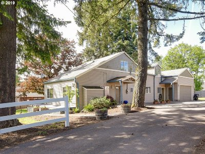 Oregon City, Beavercreek Single Family Home For Sale: 14641 Holcomb Blvd
