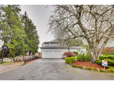 Tigard Single Family Home For Sale: 14255 SW 114th Ave