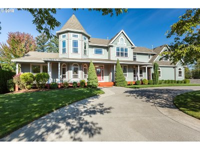 Troutdale Single Family Home For Sale: 28499 SE Sweetbriar Rd