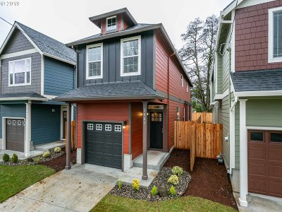 Single Family Home For Sale: 3968 N Wills Blvd