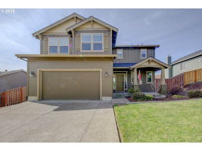 Estacada Single Family Home For Sale: 1475 NE Rockwell Dr