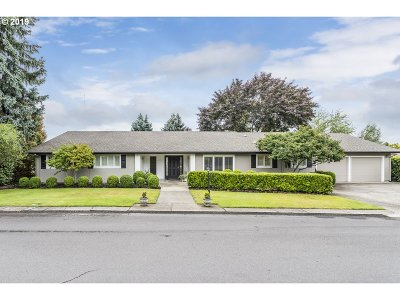 Portland Single Family Home For Sale: 7310 SW Westgate Way