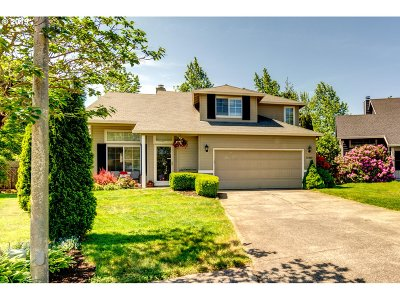 Vancouver Single Family Home For Sale: 18000 SE 19th Cir