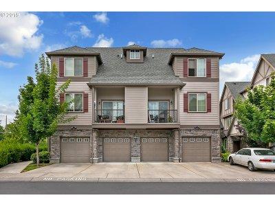 Hillsboro Condo/Townhouse For Sale: 21533 NW Rockne Way