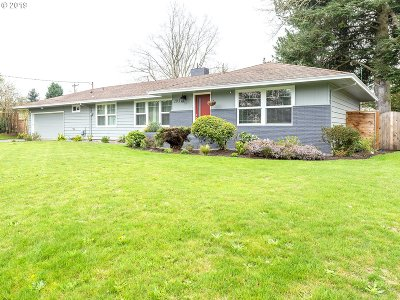 Single Family Home For Sale: 2031 NE 136th Ave