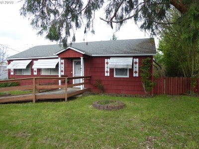 Roseburg OR Single Family Home For Sale: $189,900