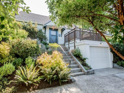 Portland Single Family Home For Sale: 4512 N Congress Ave