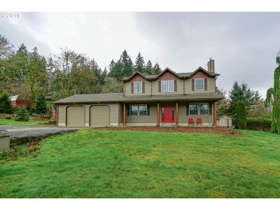Albany Single Family Home For Sale: 5376 Scenic Dr NW