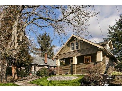 Single Family Home For Sale: 1932 NE 53rd Ave