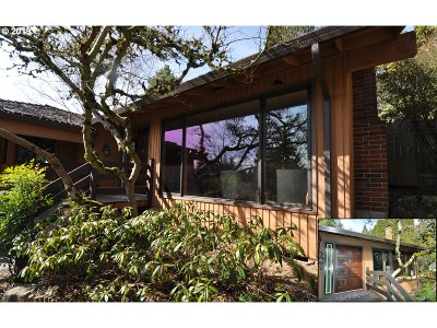 Portland Single Family Home For Sale: 3045 SW Raleighview Dr