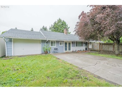 Vancouver Single Family Home For Sale: 6604 NE 137th Ave