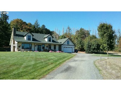 Scio Single Family Home Bumpable Buyer: 39440 Stayton Scio Rd