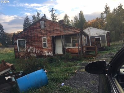 Cowlitz County Single Family Home For Sale: 4417 Pennsylvania St