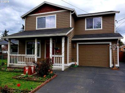 Portland Single Family Home For Sale: 8042 SE Bybee Blvd