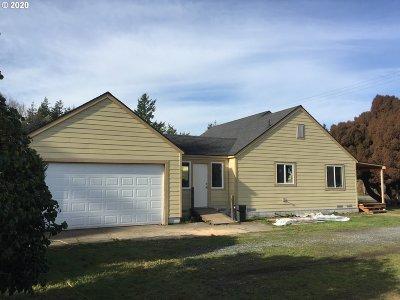 Bandon Single Family Home For Sale: 53560 Beach Loop Rd