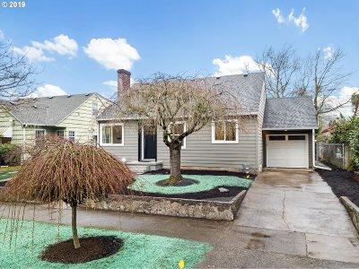 Single Family Home For Sale: 6924 NE 23rd Ave