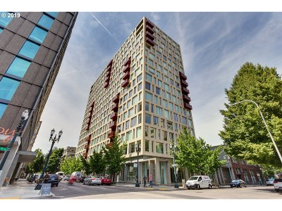 Northwest Heights, Pearl, Old Town, Arlington Heights, Sylvan Highlands, Sylvan, Highlands, Forest Heights Condo/Townhouse For Sale: 937 NW Glisan St #1335