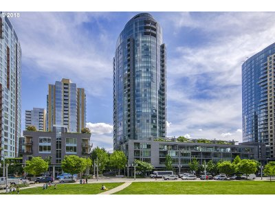 South Waterfront/John Ross Condo/Townhouse For Sale: 3601 SW River Pkwy #2801