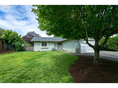 Wilsonville, Canby, Aurora Single Family Home For Sale: 575 S Elm St