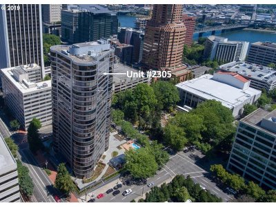 Portland Condo/Townhouse For Sale: 1500 SW 5th Ave #2305