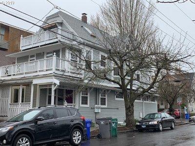 Clackamas County, Multnomah County, Washington County Multi Family Home For Sale: 3449 SE Yamhill St