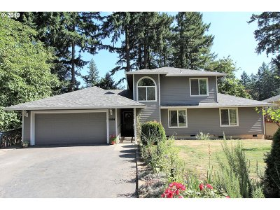Multnomah County Single Family Home For Sale: 11604 SW 35th Ave