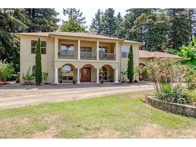 Aumsville Single Family Home For Sale: 10168 SE Stayton Rd