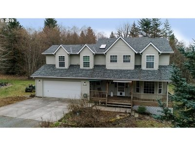 Single Family Home For Sale: 35209 NE 228th Ave